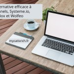 Une alternative efficace à Clickfunnels, Systeme.io, LearnyBox et Wolfeo