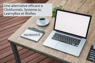alternative efficace à Clickfunnels
