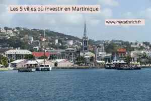 investir en Martinique
