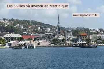 investir en Martinique