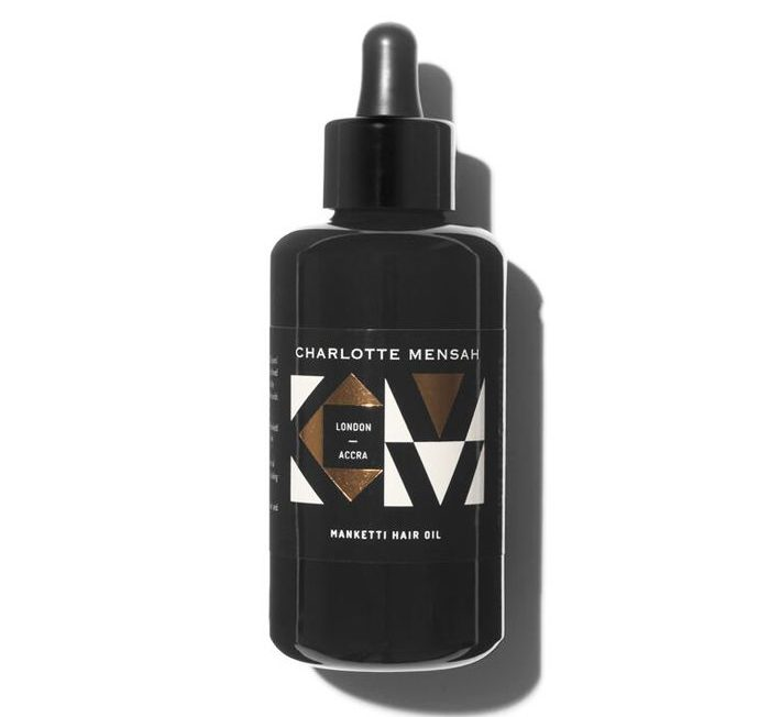 Charlotte Mensah Manketti Hair Oil