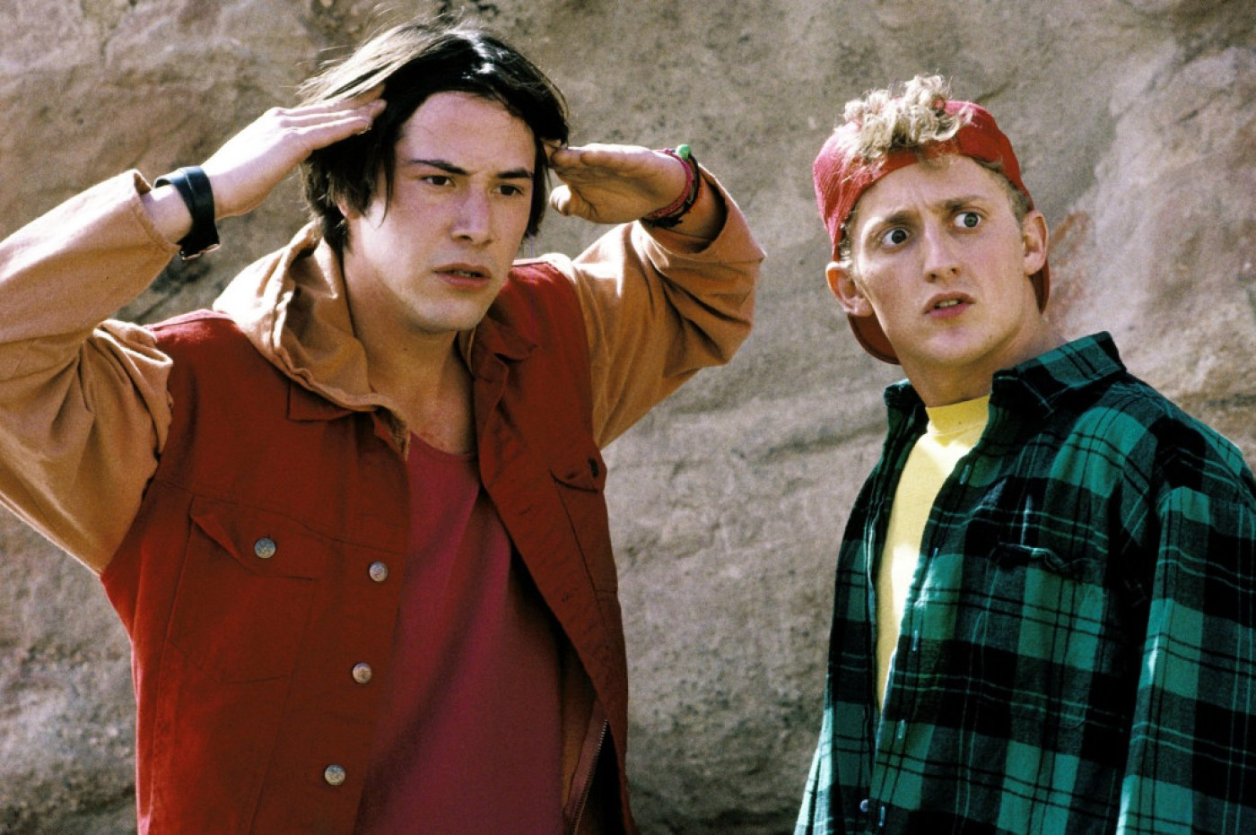 Bill and Ted's Bogus Journey - 1991