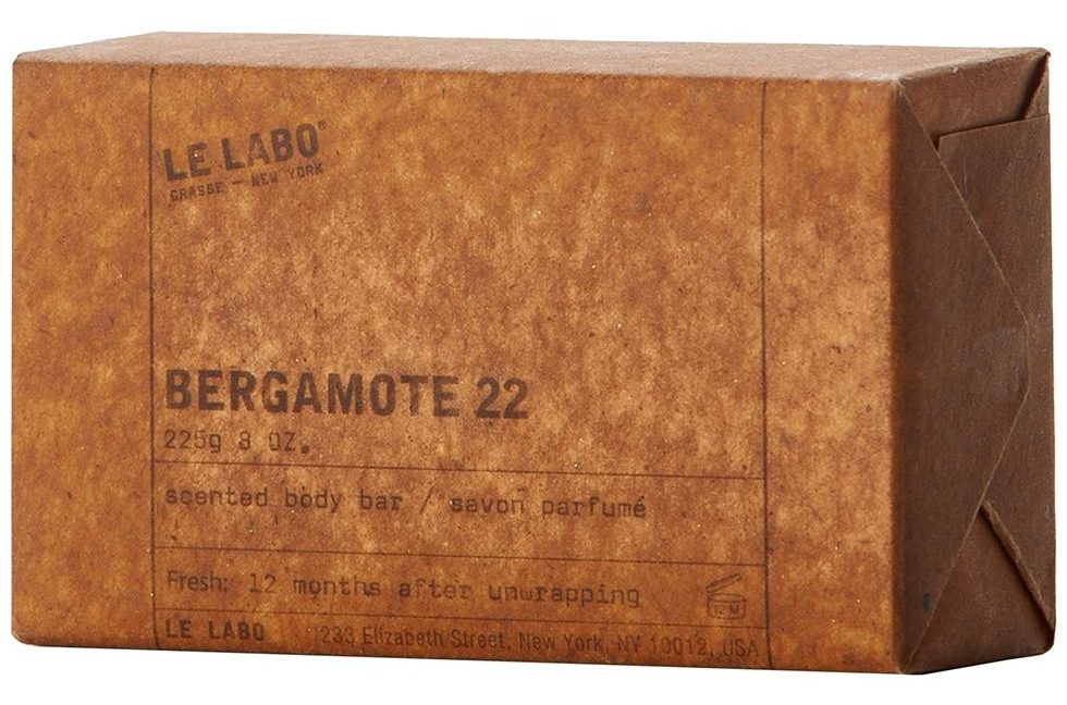 Le Labo Bergamote 22 Bar Soap
