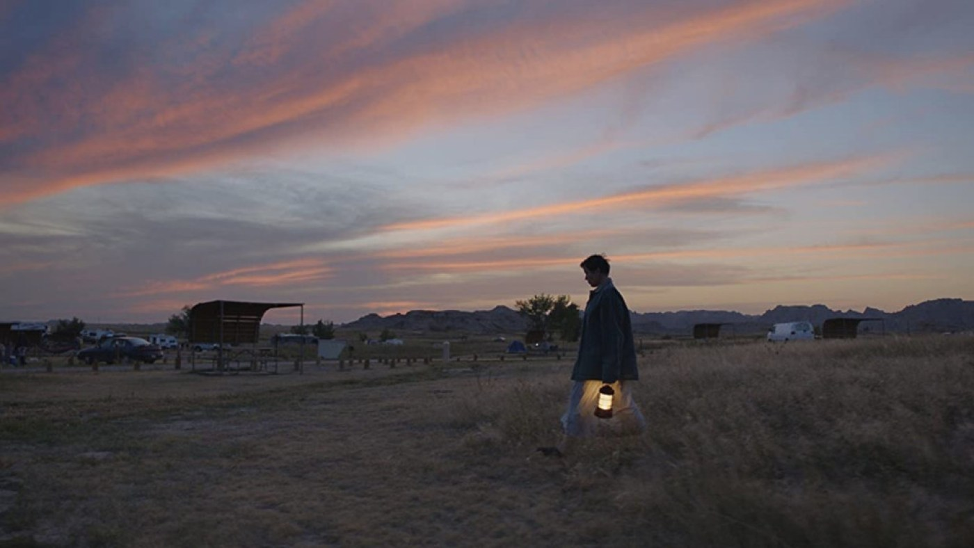 LFF films to look forward to Nomadland