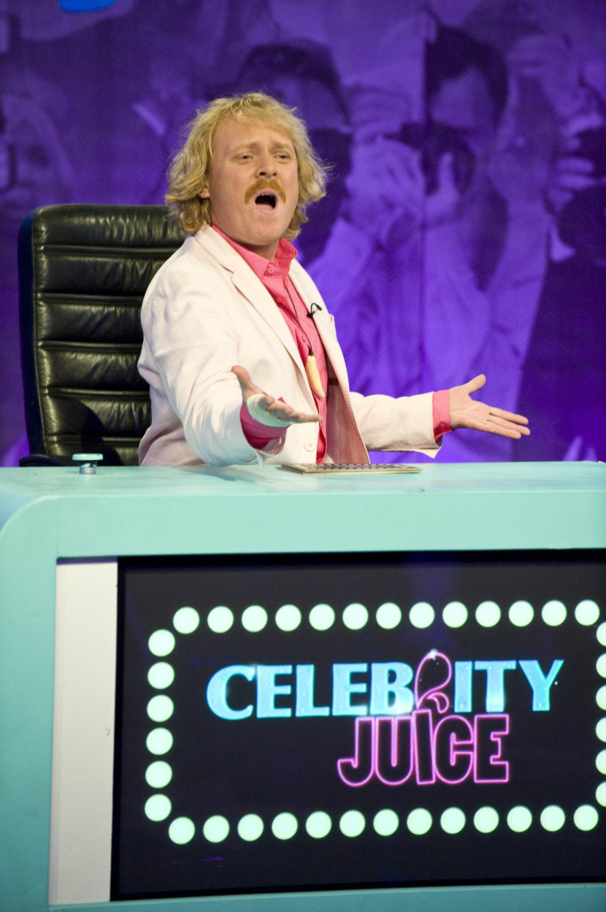 Keith Lemon Celeb Juice