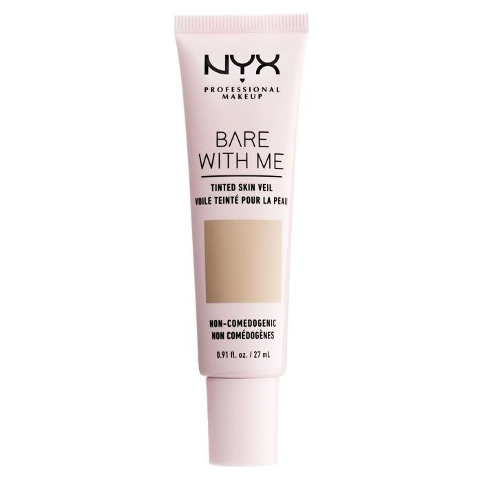 NYX Bare With Me Tinted Skin Veil BB Cream