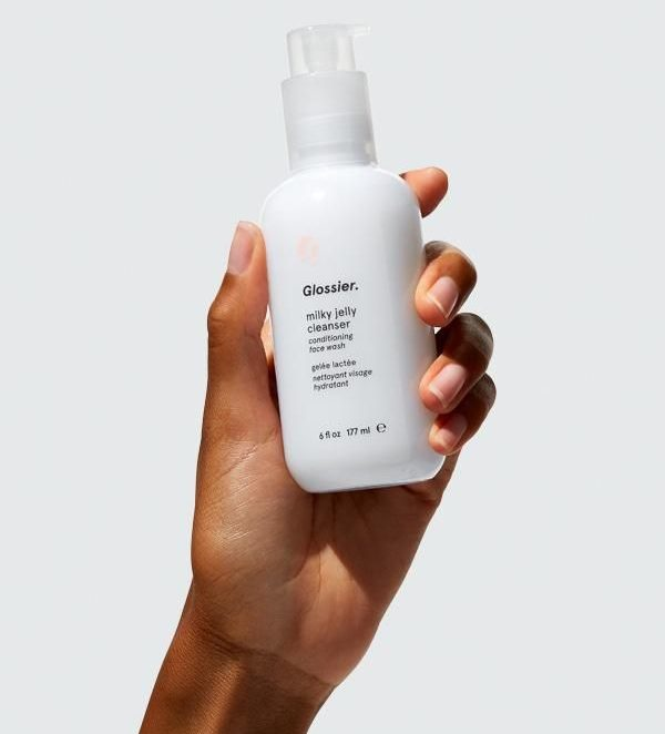 My Celebrity Life – Glossier Milky Jelly Cleanser