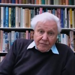 My Celebrity Life – Sir David Attenborough turned up to an event a day early Picture BBC Radio 1