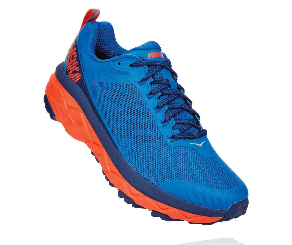 HOKA One One Challenger ATR 5 Tail Running Shoes