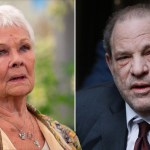 My Celebrity Life – Dame Judi Dench and Harvey Weinstein worked together on several occasions Picture REXGetty Images