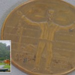 My Celebrity Life – The medal was given to the guests grandad Picture BBC