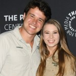 My Celebrity Life – Bindi Irwin sparks speculation she has given birth Picture Getty