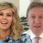 My Celebrity Life – Oliver Dowden got his shows mixed up on Good Morning Britain Picture ITV