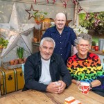 My Celebrity Life – The Great Celebrity Bake Off for Stand Up To Cancer kicks off tonight Picture Mark Bourdillon