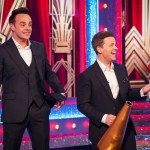 My Celebrity Life – Saturday Night Takeaway is back for fun and laughs Picture Kieron McCarronITVREX