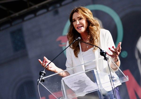 Caitlyn Jenner refuses to say whether Donald Trump lost election as she insists he 'did some good things'