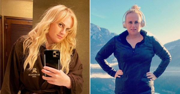 Rebel Wilson opens up on 30kg weight loss during 'year of health' and feels she is 'getting better looking with age'