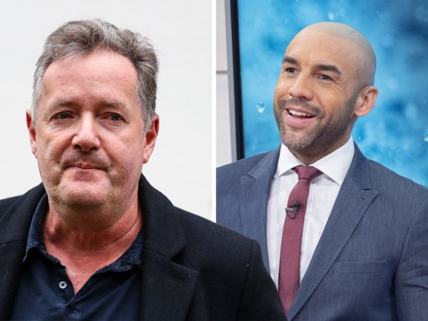 Piers Morgan fires more shots at 'deputy weather man' Alex Beresford after storming off GMB over explosive row