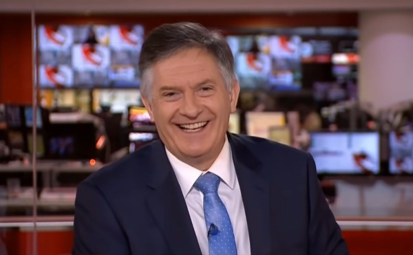 Simon McCoy delighted Prince Harry and Meghan Markle's baby born before GB News launch so he doesn't have to report it