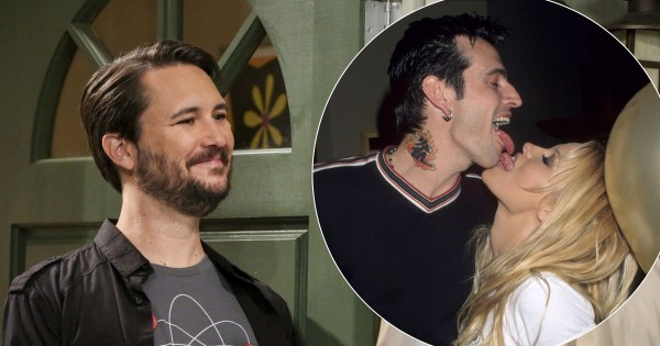 The Big Bang Theory's Wil Wheaton gets nostalgic after finding copy of Pamela Anderson and Tommy Lee sex tape: 'What a time to be alive'