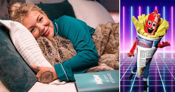 Sheridan Smith was 'totally flattered' people thought she was Sausage in the Masked Singer: 'Even my family started thinking it'
