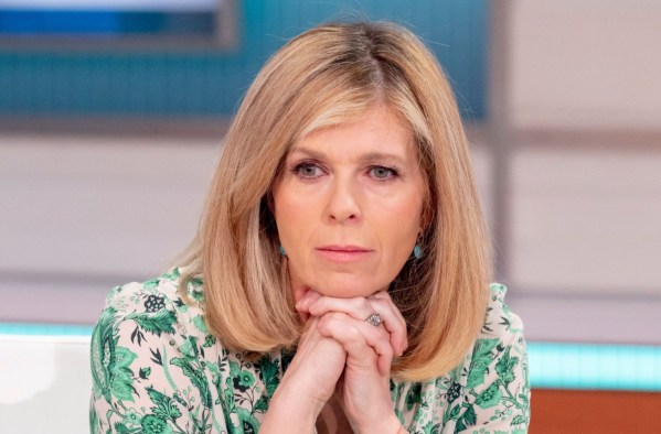 Kate Garraway's mum rushed to hospital on family holiday amid break from caring for Derek Draper