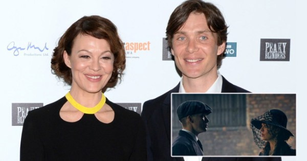 Cillian Murphy says Peaky Blinders cast 'desperately sad' to film final season without Helen McCrory