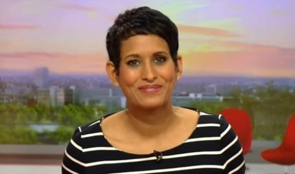 BBC Breakfast's Naga Munchetty expertly claps back at online troll calling her an 'awful woman'