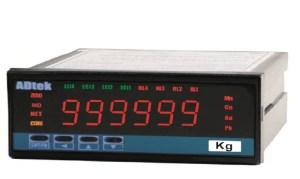 ADtek A6SG Weighing Controller