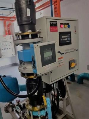Flow Meter Commissioning