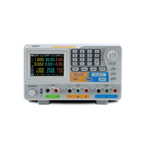 OWON 3-Channel Programmable DC Power Supply Front