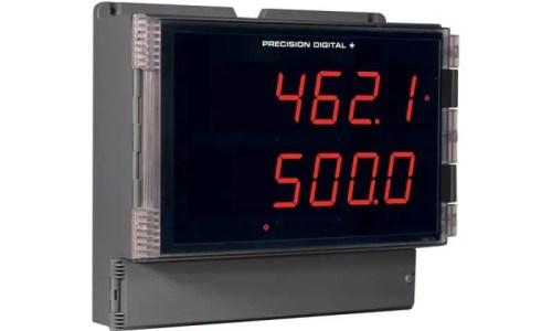 Precision Digital PD2-6210 Helios Analog Input Batch Controller