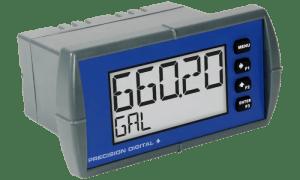 Precision Digital PD6600 Loop Leader Loop-Powered Intrinsically Safe & Nonincendive Process Meter