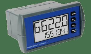 Precision Digital PD6620 Loop Leader Loop-Powered Rate/Totalizer