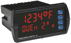 Precision Digital PD7000 ProVu Temperature Digital Panel Meter