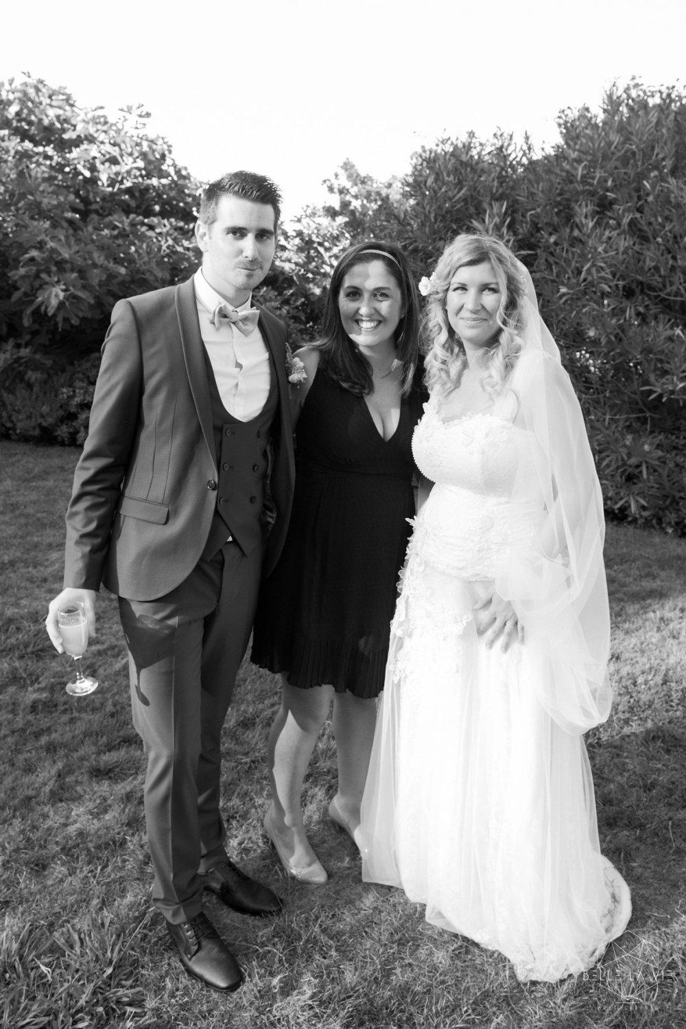 Mes merveilleux mariés, cérémonie laïque, Auberge des Adrets.