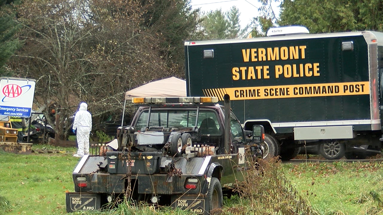 Police: Two found in burned Woodbury houses are homicide victims