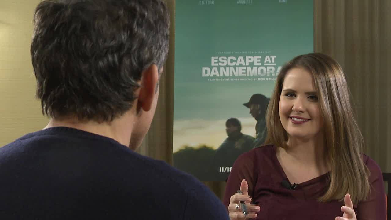 WEB EXTRA: Ben Stiller on his fascination with the NY prison break, favorite parts of North Country