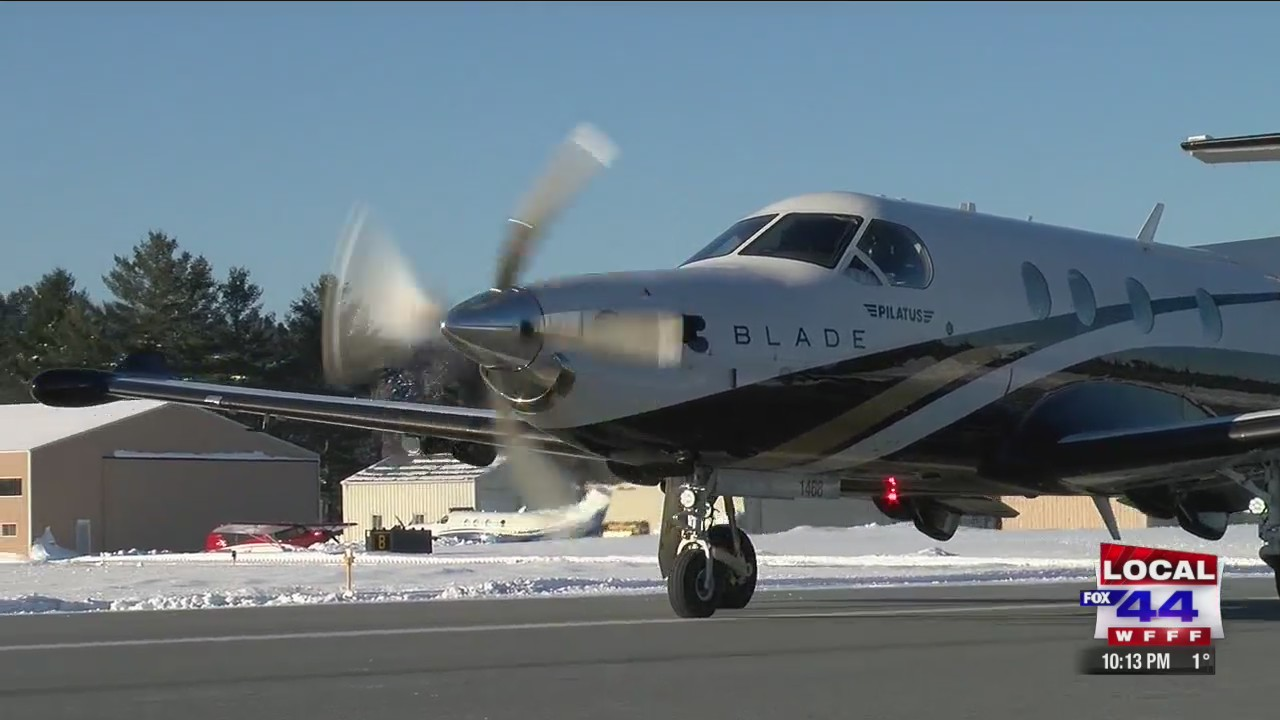 New air service at Morrisville-Stowe State Airport will help develop airport