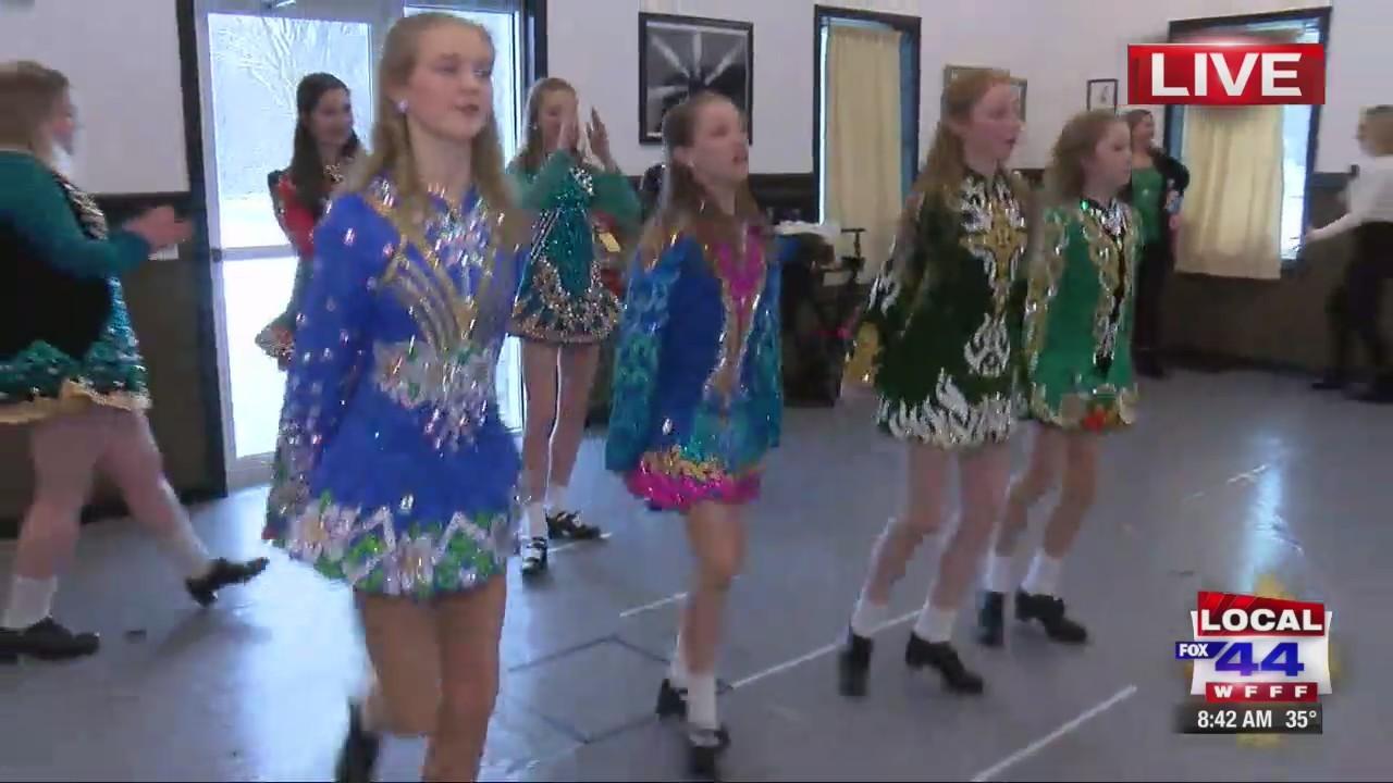 Learning Irish step dancing with McFadden Academy of Irish Dance, pt 5