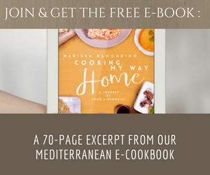 Join and get a 70-page excerpt from our cookbook