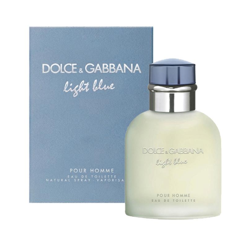 Dolce Amp Gabbana Light Blue Pour Homme Eau De Toilette