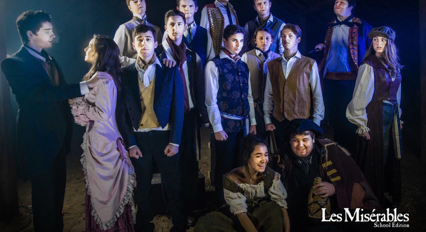 Salt Performing Arts Presents Les Miserable School Edition February 14 24 Mychesco