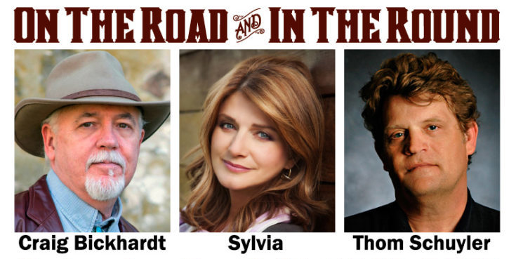 "The Spotlight Concert Series ""On The Road & In the Round"" Returns on Sat. April 13th"
