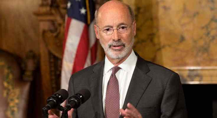 Governor Wolf Issues Statement on DEP Pipeline Permit Bar