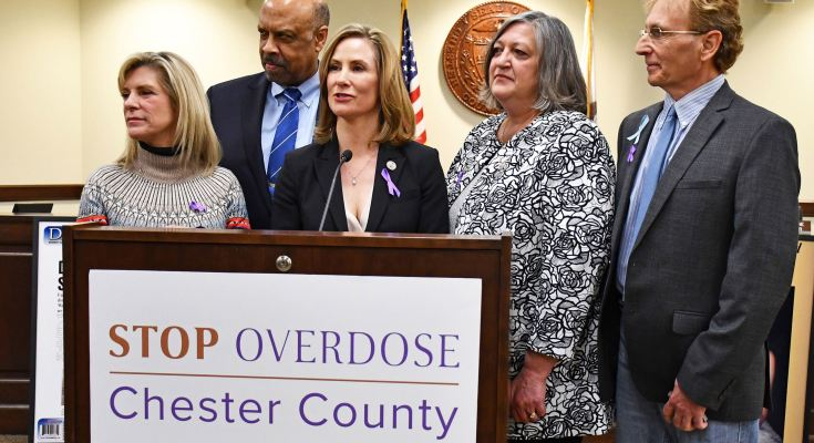 Chester County Announces Lawsuit Against Major Opioid Drug Manufacturers and Distributors