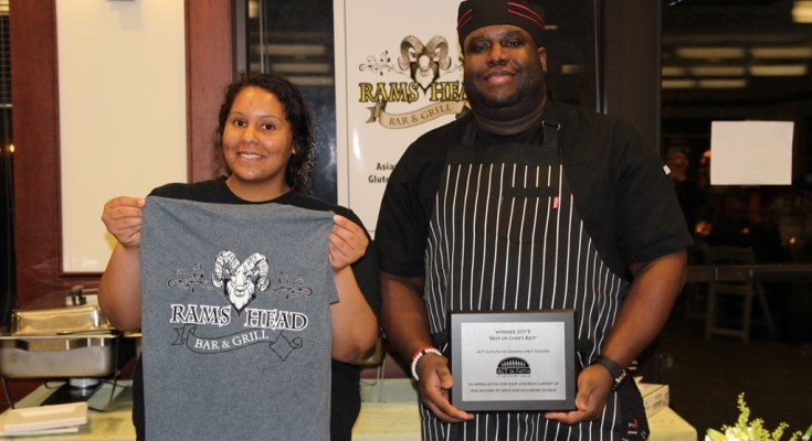 Ram's Head Bar & Grill Wins 8th Annual Chef's Best Competition