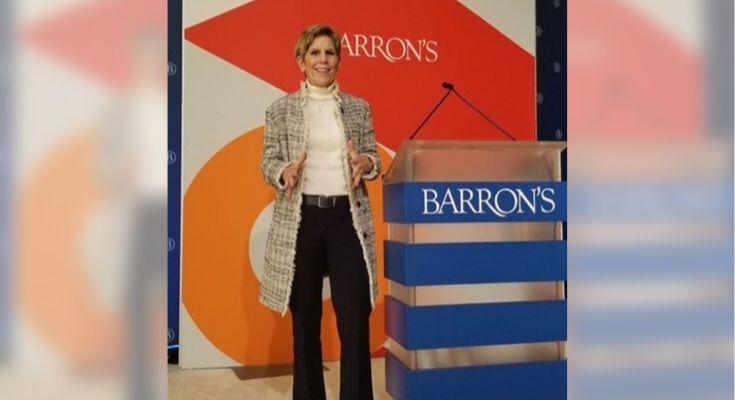 Patti Brennan - Barron's