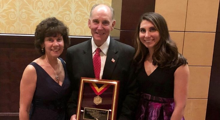 Barrar Receives National Award for Work to Benefit PA National Guard, Military Personnel, Families