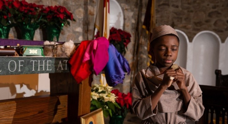Church Farm School Holds 95th Annual Christmas Pageant Dec. 15